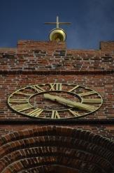 Uhr (St. Marien in Beeskow)